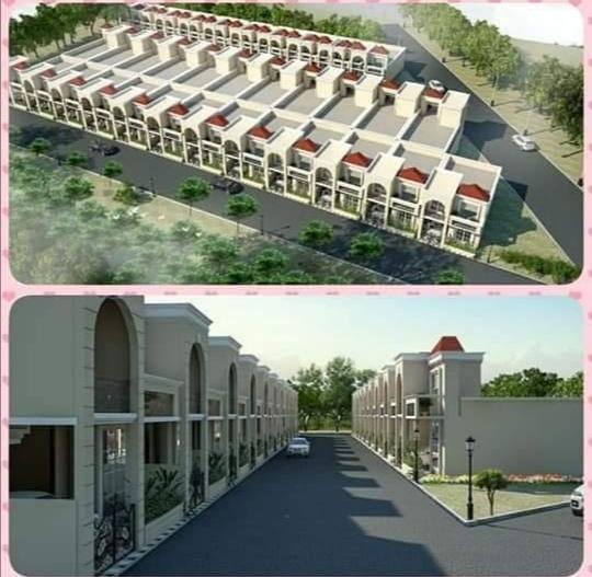Silver City Villa In Manas City Munshipulia Lucknow